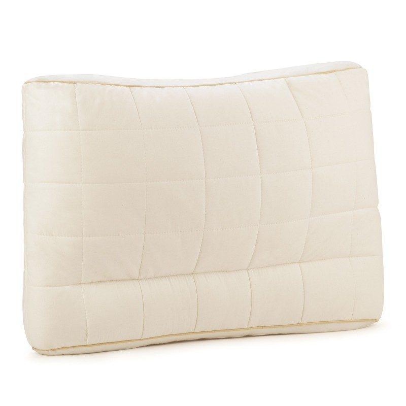 Jedinstvena kombinacija klasičnog i nižeg anatomskog jastuka od bambusa Bamboo Lower Side Sleep, oduševiće vas udobnošću jer mu možete prilagoditi visinu i tvrdoću. Jastuk je idealan izbor za sve koji imaju uža ramena i najčešće spavaju na leđima ili boku. Jastuk je u cjelosti periv na 60 °C.