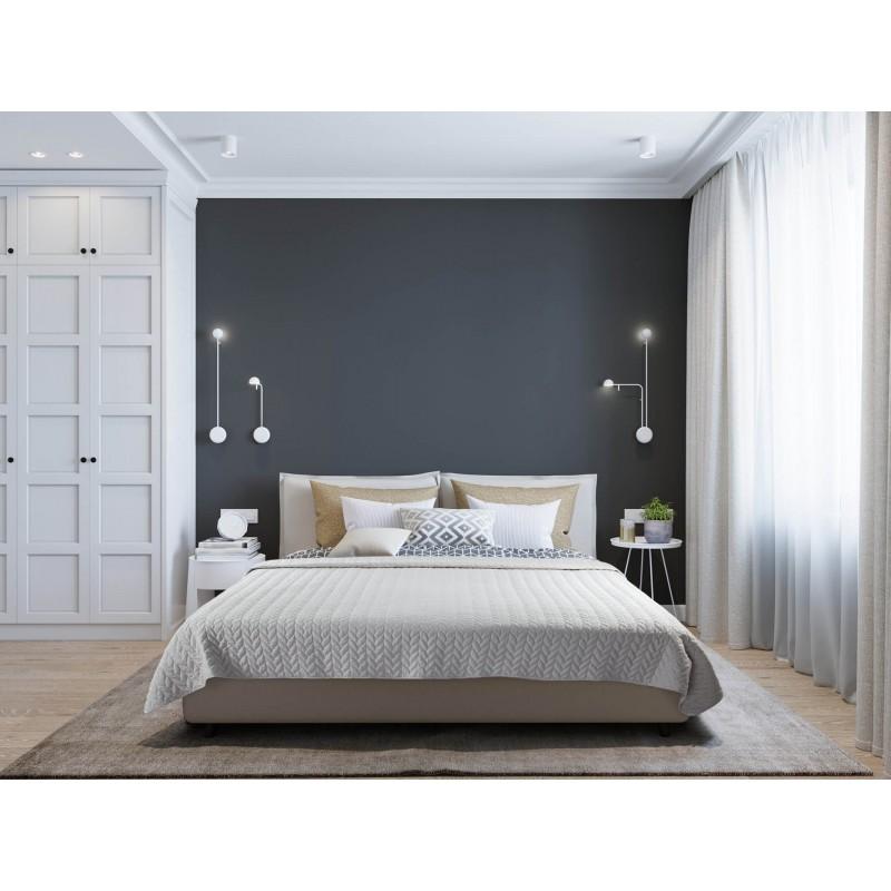 Prljav krevet sada je stvar prošlosti! Prekrivač je odlična zaštita od mrlja, prašine i prljavštine. Izuzetno je mekan i udoban. Prekrivač se može koristiti sa obje strane: jedna je svjetlija, a druga tamnija. Izdržljiva tkanina je ukrašena elegantnim prošivima po cijeloj površini, tako da će biti i lijep ukras vašoj spavaćoj sobi. Prekrivač je periv na 40° C.