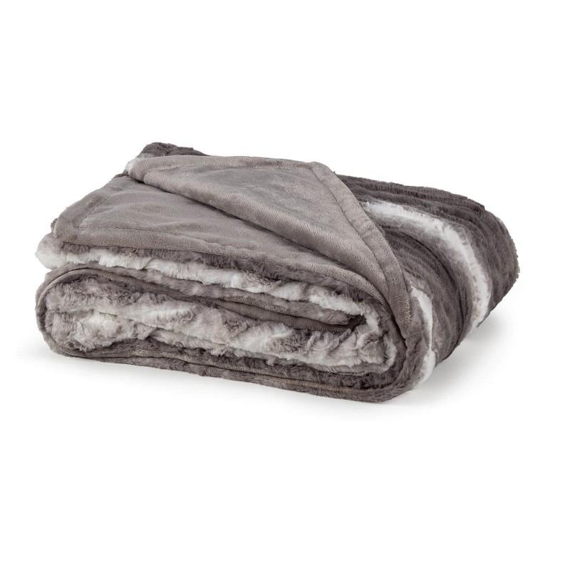 Adventure Deluxe mekani dekorativni prekrivač je izrađen od kvalitetnih mikrovlakana, za ugodne trenutke opuštanja na svakom koraku: u spavaćoj i dnevnoj sobi, na putovanju ili izletu. Prekrivač možete koristiti sa obije strane. Sa jedne strane je izuzetno mekana tkanina sa osjećajem najfinijeg guščjeg paperja, a sa druge strane je glatka tkanina. Dekorativni prekrivač takođe može biti odličan poklon koji će oduševiti vaše najmilije. Može se prati na 30 °C.