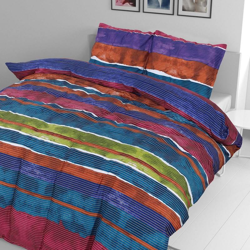 Vrijeme je za potpuno uživanje u modernim pamučnim posteljinama! Posteljina Minela izrađena je od mekanog pamučnog satena koji je satkan od visokokvalitetnog, tankog tkanja. Posteljina od satena je prekrasan ukras vaše spavaće sobe, a u isto vrijeme odličan izbor za udoban i ugodan san. Posteljina je periva na 40 °C.