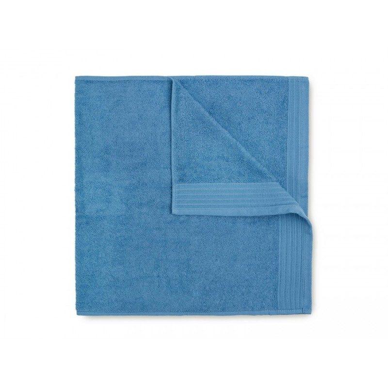 Doživite raskošnu udobnost u kupatilu! Kvalitetan peškir Prima od pamučnog frotira je izdržljiv, mekan, upijajući i brzo se suši. Klasičan jednobojni peškir. Periv na 60°C.