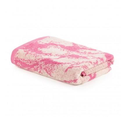 Peškir Svilanit Prima J II rozi žakard