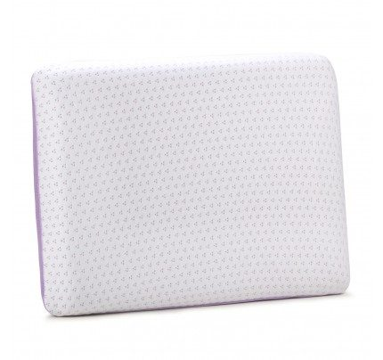 Klasični jastuk Vitapur Family Lavanda Memory - 40x55x9 cm