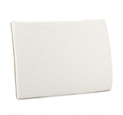 Veći i niži klasični jastuk od lateksa Vitapur - 60x40 cm