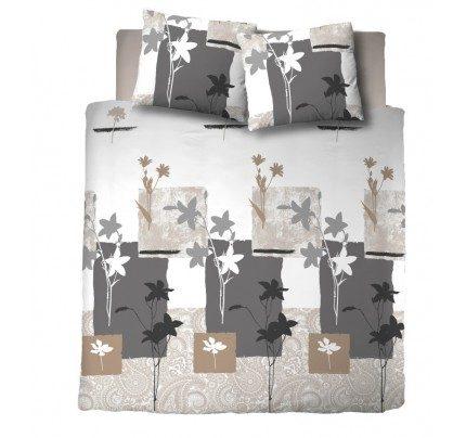 Pamučna posteljina Svilanit Gea - bež