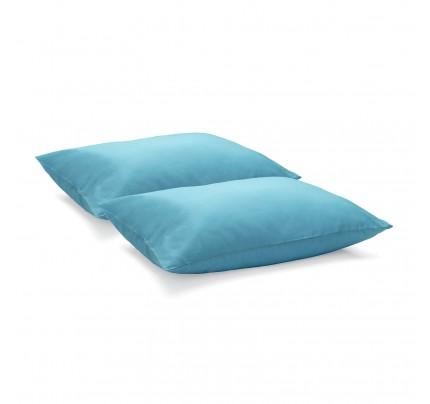 Set 2 jastučnice Ivonne- tirkizne