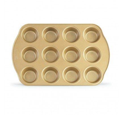Pekač za muffine Rosmarino Baker Golden