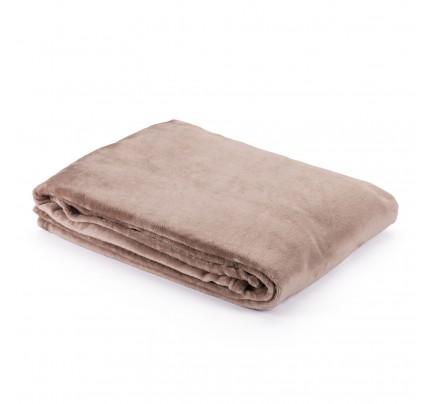 Dekorativni prekrivač Vitapur Anna - braon