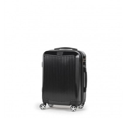 Kofer Scandinavia Carbon Series - crni, 40 l