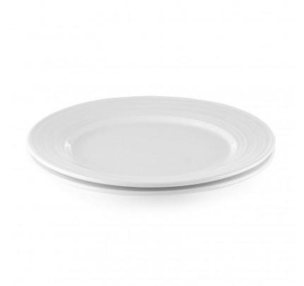 Set 2 plitka porcelanska tanjira Rosmarino Cucina Deko - 26cm