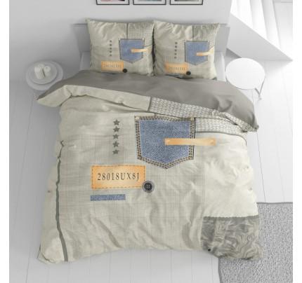 Pamučna posteljina Svilanit Jeans Pocket