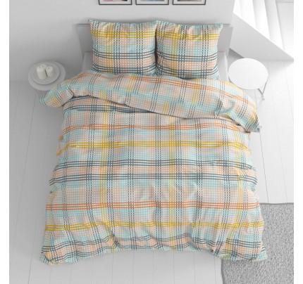Pamučna posteljina Svilanit Check