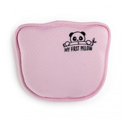 Dječji anatomski jastuk Vitapur Panda – rozi