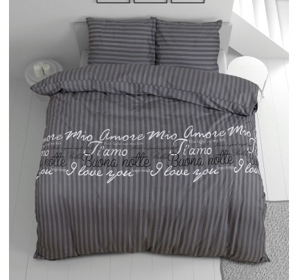 Pamučna posteljina Svilanit Mio Amore