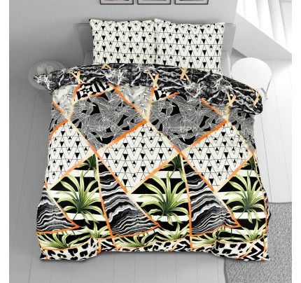 Pamučna posteljina Svilanit Altair
