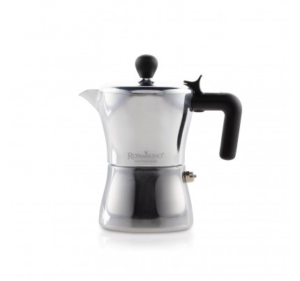 Kafetijera Rosmarino - 150 ml srebrna