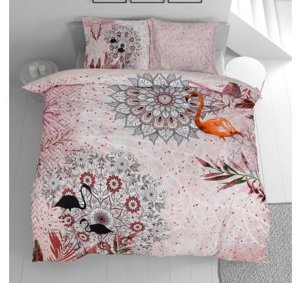 Pamučno-satenasta posteljina Svilanit Sierra