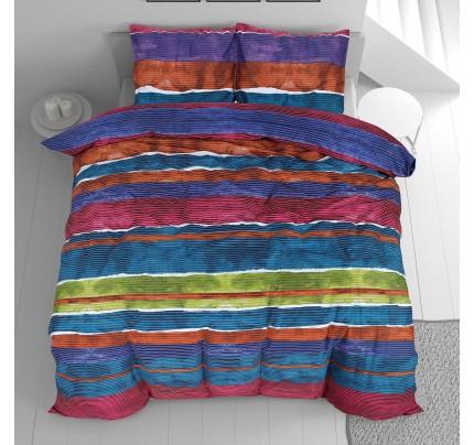 Pamučno - satenska posteljina Svilanit Minela