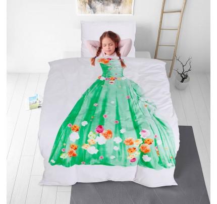 Dječija pamučna posteljina Svilanit Tiana