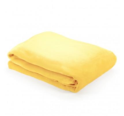 Dekorativni prekrivač Vitapur Anna - žuti
