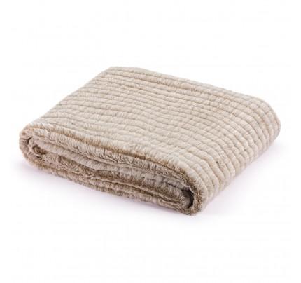 Dekorativni prekrivač Vitapur Emily - bež
