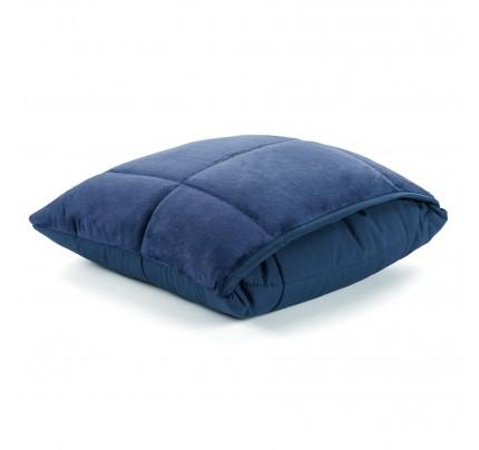 Dekorativni prekrivač Vitapur Soft touch 4u1 plavi