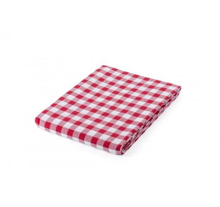 Kuhinjski stolnjak Svilanit Rustic- crveno bijeli