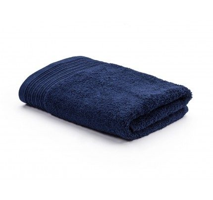 Peškir Svilanit Prima - tamno plava