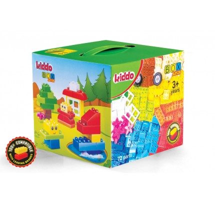 Dječije kocke Kiddo Box Junior