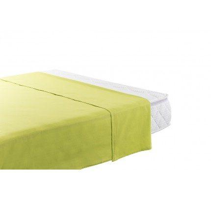 Klasični čaršav Vitapur Family Selina - zeleni