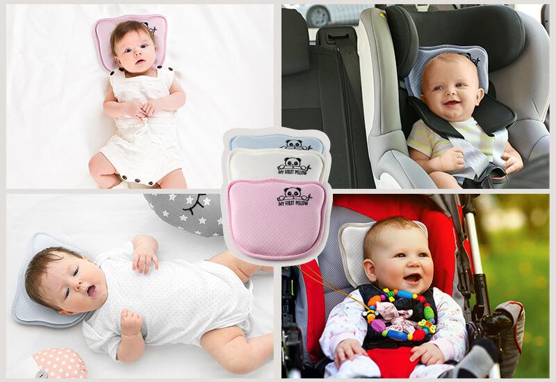 Različite mogućnosti korištenja dječjeg jastuka