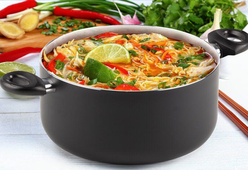 Odabrani kvalitetni materijali za brzo kuvanje i dug vijek trajanja