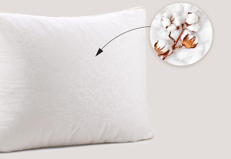 Navlaka od 100 % pamuka za svježinu i higijensko okruženje za spavanje